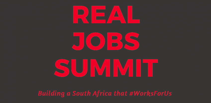 REAL JOBS SUMMIT: Programme